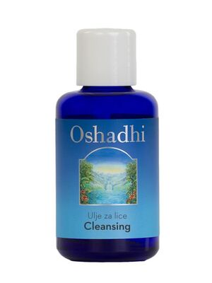 Oshadhi Cleansing ulje za njegu masne kože s aknama