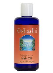 hair oil - ulje za njegu i poticanje rasta kose