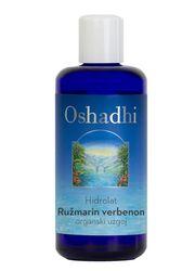 Oshadhi Hidrolat ružmarin verbenon org. 200ml (Rosmarinus officinalis)