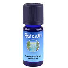 Oshadhi Eterično ulje lavanda, ljekovita (Matherone) (Lavandula angustifolia)