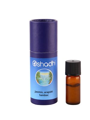 Oshadhi Apsolut jasmin, arapski (Sambac) 1ml (Jasminum sambac)