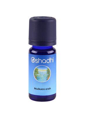 Oshadhi Eterično ulje muškatni orah 10ml (Myristica fragrans)