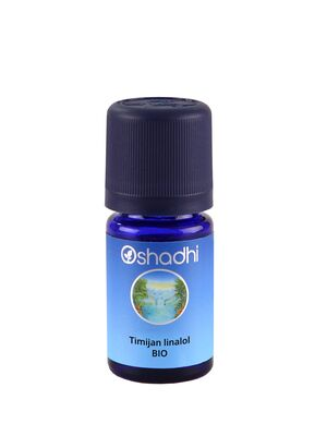 Oshadhi Eterično ulje timijan linalol org. 5ml (Thymus vulgaris)