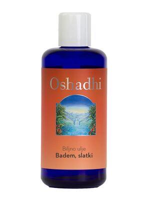 Oshadhi biljno ulje badem