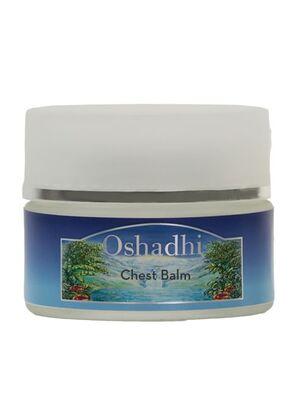 Oshadhi Chest Balm - antiinfektivni balzam za dišne infekcije
