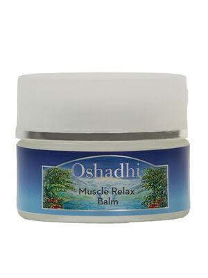 Oshadhi Muscle Relax Balm - balzam protiv bolova